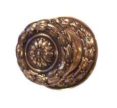 Decorative Relaimed Brass Dentre Door Knob ADK1085