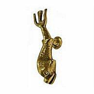 Dolphin Brass Door Knocker ADK058