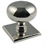 Gosforth Chrome Plated Cupboard Knob CDK001CP