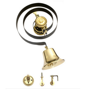 Brass & Steel Butlers Bell Spring