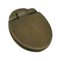 Portland Bronze Door Escutcheon