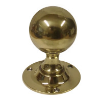The Jesmond Mortice Knobs