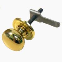 Brass Cupboard Knob Turn