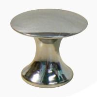 Chrome Button Knob – Large