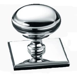 Gosforth Mercury Chrome Knob