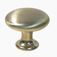 Surrey Brushed Nickel Cupboard Knob