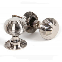 Bradburn Polished Nickel Door Knobs