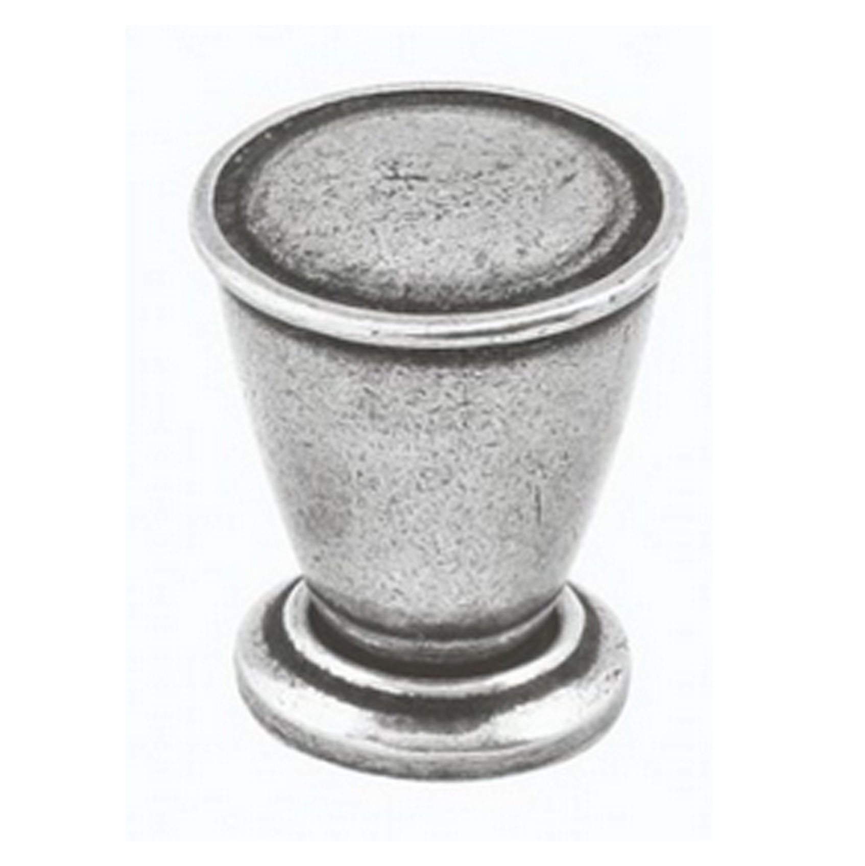 Peacock Pewter Cabinet Knob