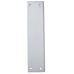 Chrome Finger Plate