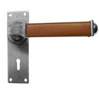 Musgrave Pewter Lever Lock Handles